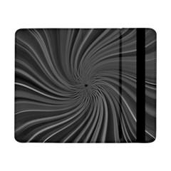 Abstract Art Color Design Lines Samsung Galaxy Tab Pro 8 4  Flip Case