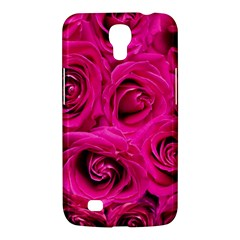 Pink Roses Roses Background Samsung Galaxy Mega 6 3  I9200 Hardshell Case by Nexatart