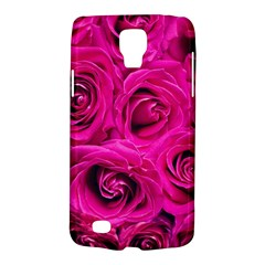 Pink Roses Roses Background Galaxy S4 Active by Nexatart