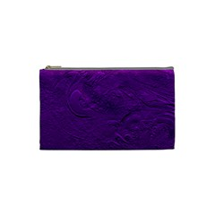 Texture Background Backgrounds Cosmetic Bag (small)  by Nexatart