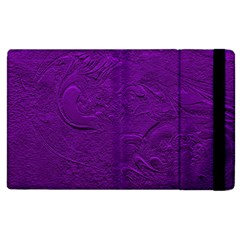 Texture Background Backgrounds Apple Ipad 2 Flip Case by Nexatart
