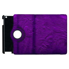 Texture Background Backgrounds Apple Ipad 3/4 Flip 360 Case by Nexatart