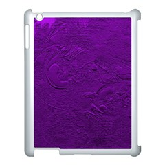 Texture Background Backgrounds Apple Ipad 3/4 Case (white)