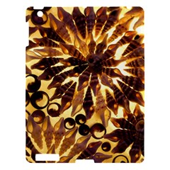 Mussels Lamp Star Pattern Apple Ipad 3/4 Hardshell Case