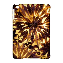 Mussels Lamp Star Pattern Apple Ipad Mini Hardshell Case (compatible With Smart Cover) by Nexatart