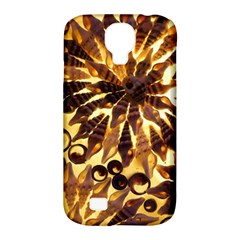 Mussels Lamp Star Pattern Samsung Galaxy S4 Classic Hardshell Case (pc+silicone)