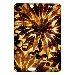 Mussels Lamp Star Pattern Amazon Kindle Fire Hd (2013) Hardshell Case by Nexatart