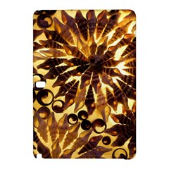 Mussels Lamp Star Pattern Samsung Galaxy Tab Pro 10 1 Hardshell Case