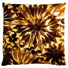 Mussels Lamp Star Pattern Large Flano Cushion Case (two Sides)