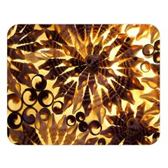 Mussels Lamp Star Pattern Double Sided Flano Blanket (large)  by Nexatart