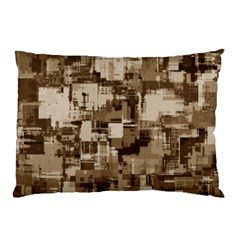 Color Abstract Background Textures Pillow Case (two Sides) by Nexatart