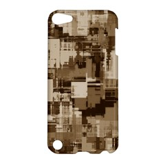 Color Abstract Background Textures Apple Ipod Touch 5 Hardshell Case by Nexatart