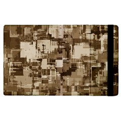 Color Abstract Background Textures Apple Ipad 2 Flip Case