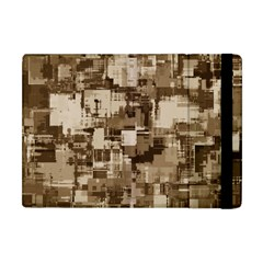Color Abstract Background Textures Apple Ipad Mini Flip Case by Nexatart