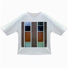 Pattern Symmetry Line Windows Infant/toddler T Shirts