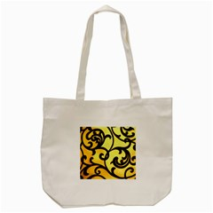 Texture Pattern Beautiful Bright Tote Bag (cream) by Nexatart