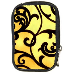Texture Pattern Beautiful Bright Compact Camera Cases