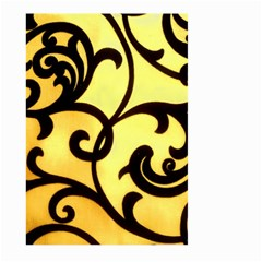 Texture Pattern Beautiful Bright Large Garden Flag (two Sides)
