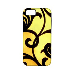Texture Pattern Beautiful Bright Apple Iphone 5 Classic Hardshell Case (pc+silicone) by Nexatart