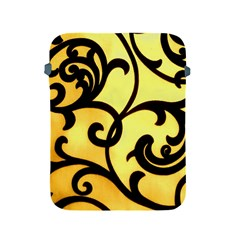 Texture Pattern Beautiful Bright Apple Ipad 2/3/4 Protective Soft Cases