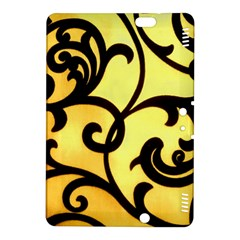 Texture Pattern Beautiful Bright Kindle Fire Hdx 8 9  Hardshell Case by Nexatart