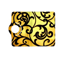 Texture Pattern Beautiful Bright Kindle Fire Hd (2013) Flip 360 Case by Nexatart