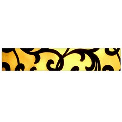 Texture Pattern Beautiful Bright Flano Scarf (large)