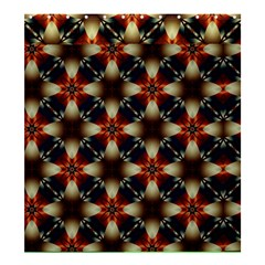 Kaleidoscope Image Background Shower Curtain 66  X 72  (large)  by Nexatart