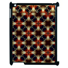 Kaleidoscope Image Background Apple Ipad 2 Case (black) by Nexatart