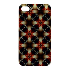 Kaleidoscope Image Background Apple Iphone 4/4s Hardshell Case