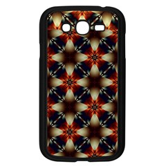 Kaleidoscope Image Background Samsung Galaxy Grand Duos I9082 Case (black)
