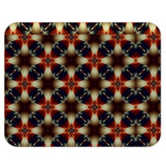 Kaleidoscope Image Background Double Sided Flano Blanket (medium)  by Nexatart