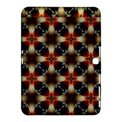 Kaleidoscope Image Background Samsung Galaxy Tab 4 (10 1 ) Hardshell Case