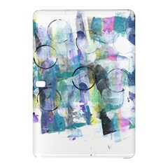 Background Color Circle Pattern Samsung Galaxy Tab Pro 12 2 Hardshell Case