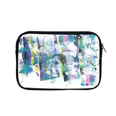 Background Color Circle Pattern Apple Macbook Pro 15  Zipper Case