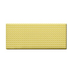 Pattern Yellow Heart Heart Pattern Cosmetic Storage Cases