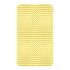 Pattern Yellow Heart Heart Pattern Memory Card Reader