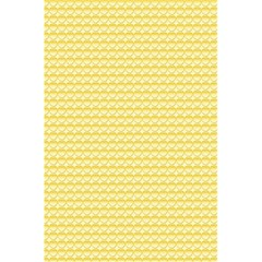 Pattern Yellow Heart Heart Pattern 5.5  x 8.5  Notebooks