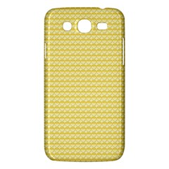 Pattern Yellow Heart Heart Pattern Samsung Galaxy Mega 5 8 I9152 Hardshell Case