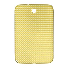 Pattern Yellow Heart Heart Pattern Samsung Galaxy Note 8.0 N5100 Hardshell Case