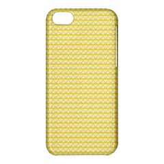 Pattern Yellow Heart Heart Pattern Apple iPhone 5C Hardshell Case