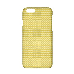 Pattern Yellow Heart Heart Pattern Apple iPhone 6/6S Hardshell Case