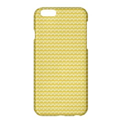 Pattern Yellow Heart Heart Pattern Apple iPhone 6 Plus/6S Plus Hardshell Case