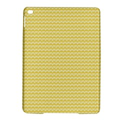 Pattern Yellow Heart Heart Pattern iPad Air 2 Hardshell Cases