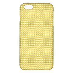Pattern Yellow Heart Heart Pattern iPhone 6 Plus/6S Plus TPU Case