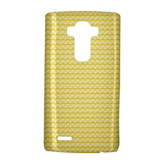 Pattern Yellow Heart Heart Pattern LG G4 Hardshell Case