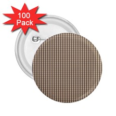 Pattern Background Stripes Karos 2 25  Buttons (100 Pack)