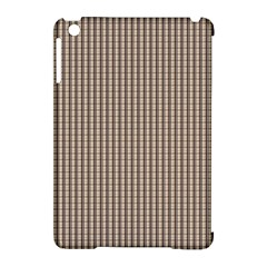 Pattern Background Stripes Karos Apple Ipad Mini Hardshell Case (compatible With Smart Cover)