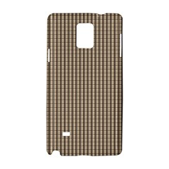 Pattern Background Stripes Karos Samsung Galaxy Note 4 Hardshell Case by Nexatart