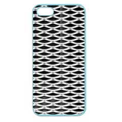 Expanded Metal Facade Background Apple Seamless Iphone 5 Case (color)
